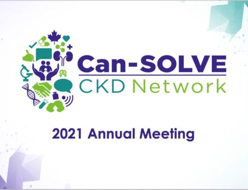 Can-SOLVE CKD Network Annual Meeting 2021